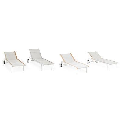 Richard Schultz, 'Four reclining lounge chairs, USA', 1990s