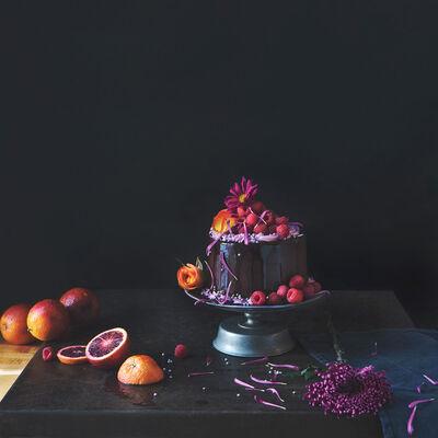 Carmen Troesser, 'Blood Oranges'