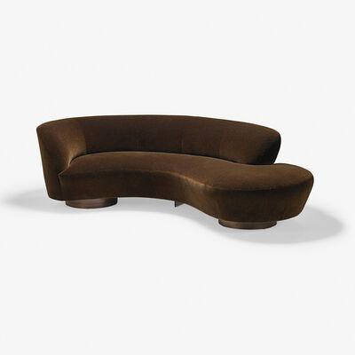 Vladimir Kagan, 'Cloud sofa, USA'