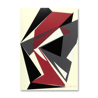 Emanoel Araujo, 'Colagens Serigrafadas', 2020