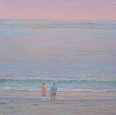 Willard Dixon, 'Two by the Sea', 2017