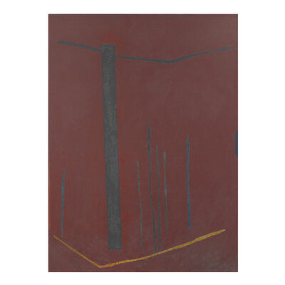 Theodoros Stamos, 'Infinity Field Lefkada Series III', 1974