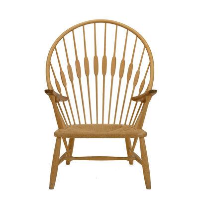 Hans J. Wegner, 'Peacock Chair', 1947