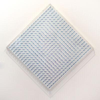 Hartmut Böhm, 'Quadratrelief 56', 1966/69