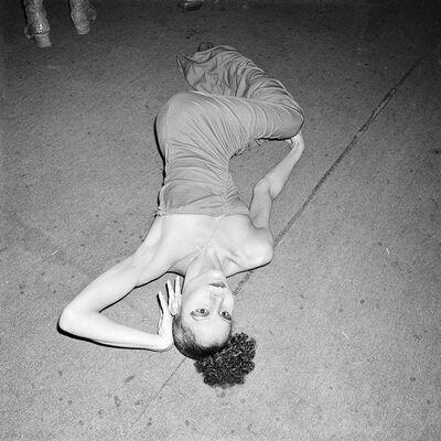 Meryl Meisler, 'Feminine Floored (Potassa de la Fayette) Hurrah, NY, NY. March 1978', 2018