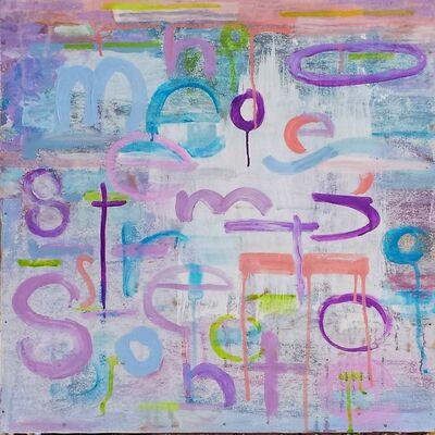 Liz Magno, 'Alphabet Zoo', 2015