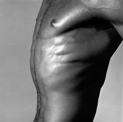 Robert Mapplethorpe, 'Alistair Butler / Torso', 1980
