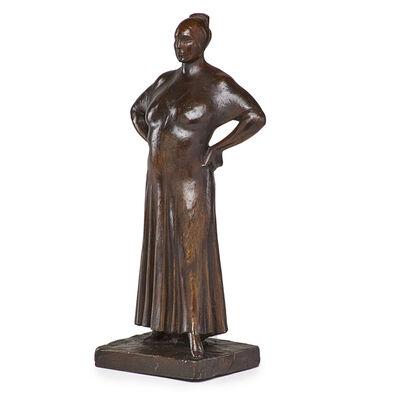 Gaston Lachaise, 'Madame Lachaise'