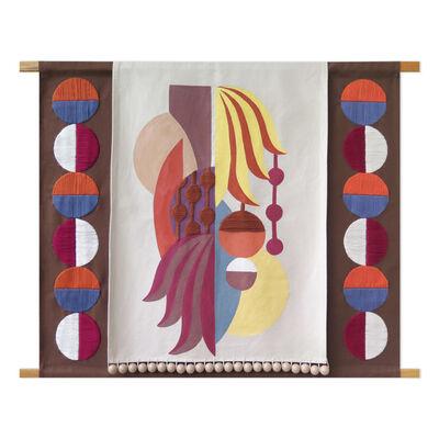 Naia Ceschin, ' Brazilian Contemporary Tapestry ', 2018