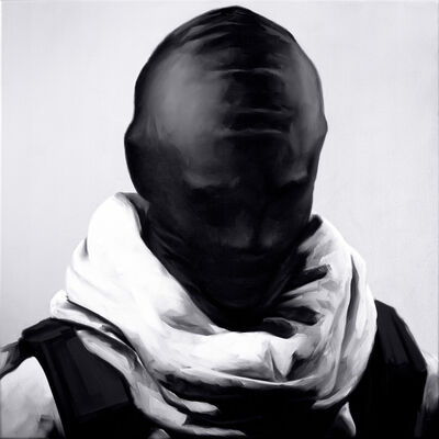 Yoann Mérienne, 'Black mass', 2016