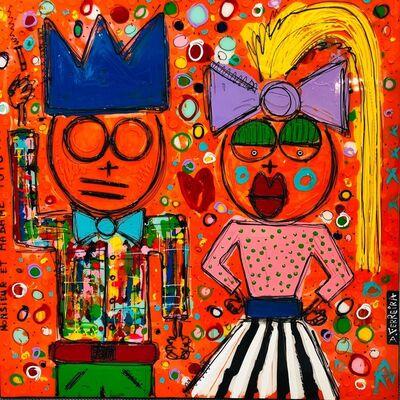 David Ferreira, 'Monsieur et Madame Toto', 2019