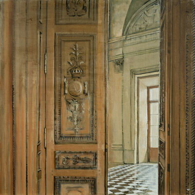 Patrick Pietropoli, 'Behind the Door', 2019