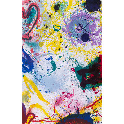 Sam Francis, 'SF-345', 1991