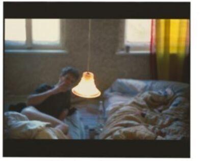 Nan Goldin, 'David in bed, Leipzig, Germany 1992', 1993