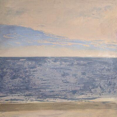 Taha Afshar, 'Hayling Jackson Island seascape', 2018