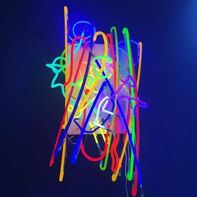 Craig Kraft, 'Random Neon #1', 2013