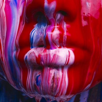 Tyler Shields, 'High Gloss Mouth', 2018