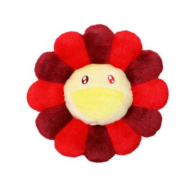 Takashi Murakami, 'Flower Cushion 30 cm (Rose Red)', 2020