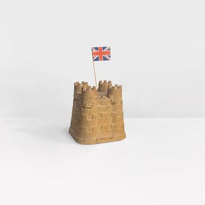 Marcus Harvey, 'Sand Castle', 2021