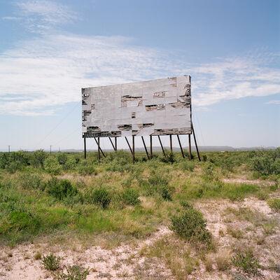 Allison V. Smith, 'Giant. McCamey, Texas', 2016