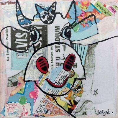Fredi Gertsch, 'No Extension', 2017