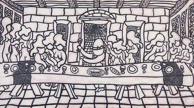 William Nelson Copley, 'Last Supper', 1964