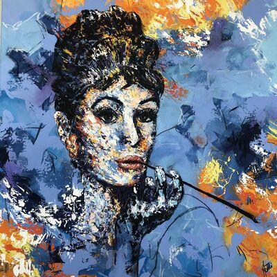 Evelin Göldi, 'Audrey', 2019