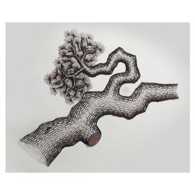 Gilrae LEE, '노송 Old Pine Tree', 2018