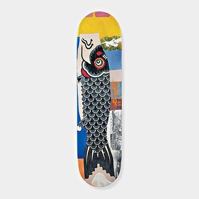 Robert Rauschenberg, 'Limited Edition Doubleluck Skate board ', 2016