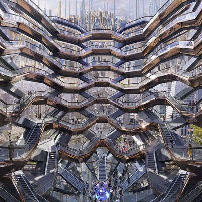 Jean-François Rauzier, 'Vessel - Hudson Yards', 2019