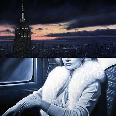 Ryan Jones, 'City Lights', 2021