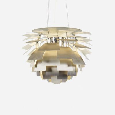 Poul Henningsen, 'Artichoke Lamp', 1957