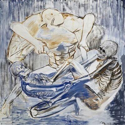 Tang Dixin 唐狄鑫, 'Violent Torso', 2015