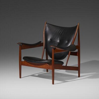 Finn Juhl, 'Chieftain Lounge Chair', 1949