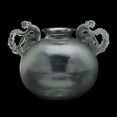 Lalique, 'Bouchardon vase', des. 1926