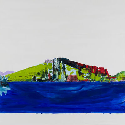 O Jun, 'Lakeside', 2009