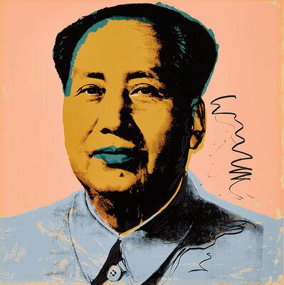 Andy Warhol, 'Mao II.92', 1972