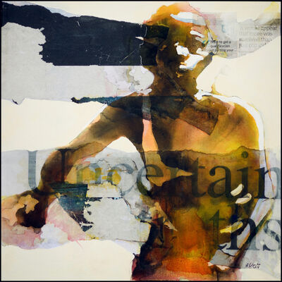 Bruce Clarke, 'Uncertain truth', 2014