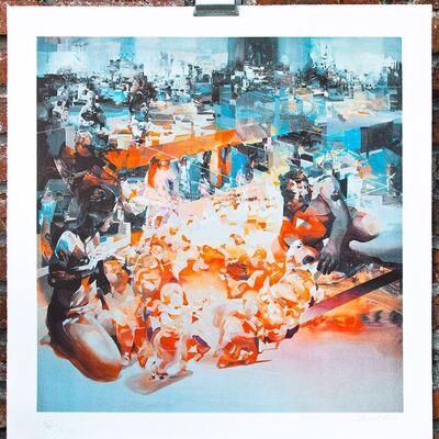 Robert Proch, 'Falling Circle', 2015