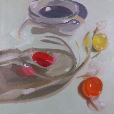 Yuri Tayshete, 'Inside and outside candies 1', 2019
