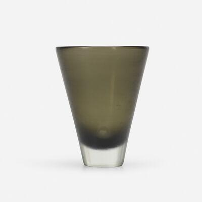 Paolo Venini, 'Inciso vase', c. 1955