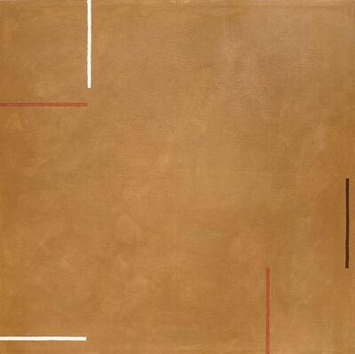 César Paternosto, 'Contrapunto II (Desert Light)', 2003