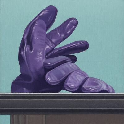 Harold Reddicliffe, 'Violet Gloves', 2018