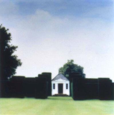 Lynn Geesaman, 'Peover Hall Gardens, England (7-00-50c-7 )', 2000