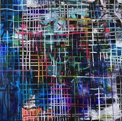 Cynthia Brown, 'Grid Baby Grid', 2019