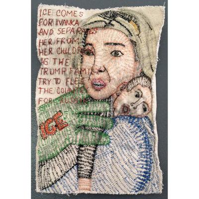 Patricia Dahlman, 'ICE Comes For Ivanka', 2018