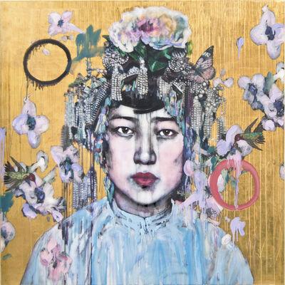 Hung Liu, 'May II', 2020