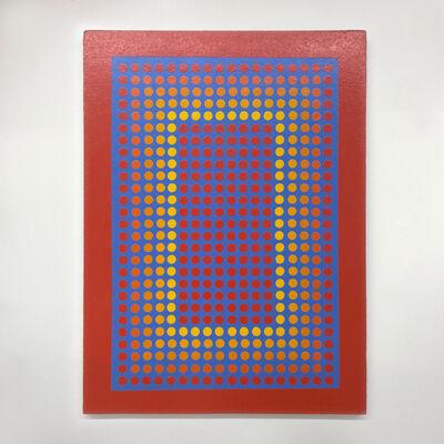 Richard Anuszkiewicz, 'Untitled (Annual Edition) ', 1990-1995