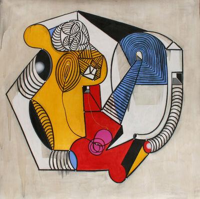 Luis Cruz Azaceta, 'Tunnel Vision', 2005