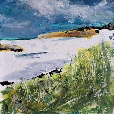 Rose Strang, 'Marram Grass, North Beach in October. Isle of Iona', 2018